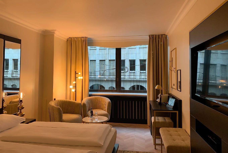 A restful sleep at Arthotel ANA Amadeus Vienna.