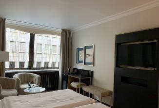 Doppelzimmer im Arthotel ANA Amadeus