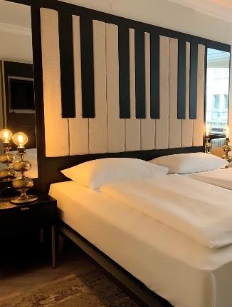 Das neue Arthotel ANA Amadeus.