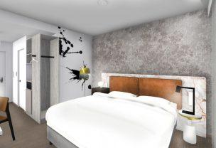 Hotel in Rostock, übernachte im neuen Arthotel ANA Amber.