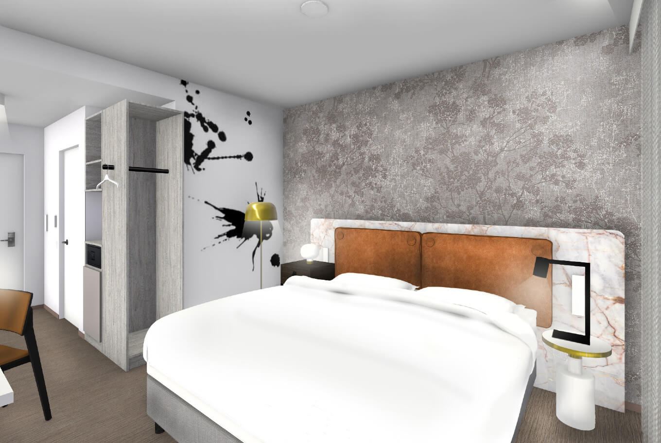 Hotel in Rostock, stay at the new Arthotel ANA Amber.