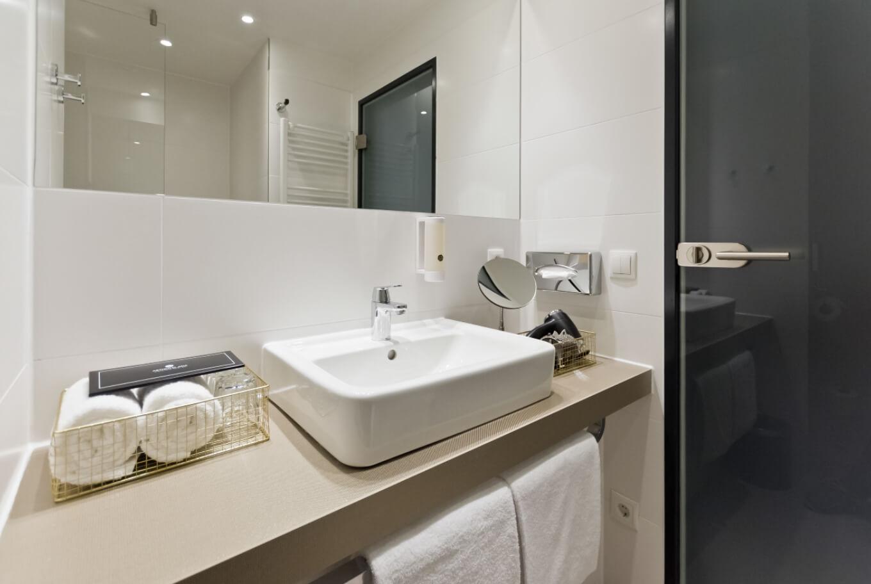 Bathroom in the Boutique Hotel Munich