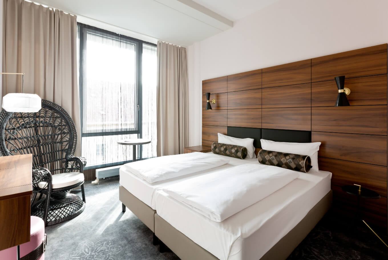 Sweet dreams in our Boutique Hotel Munich
