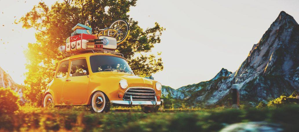 Urlaub in der eigenen Heimat.