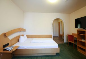 Our single rooms in the hotel in Landsberg am Lech