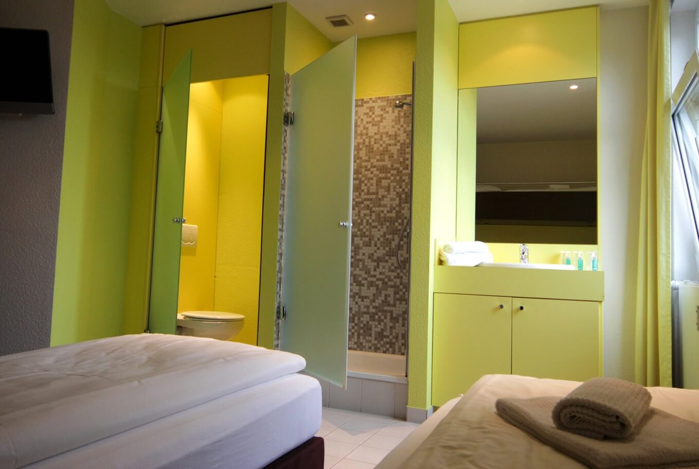 Standard rooms in Arthotel ANA HafenCity