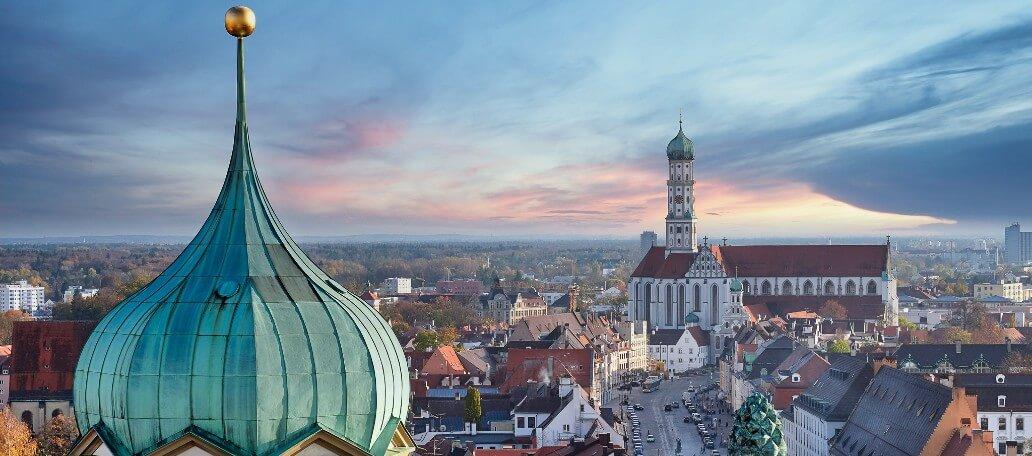 Wohnen auf Zeit in Augsburg