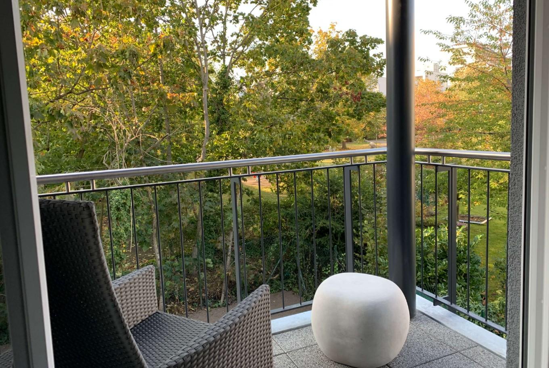 ANA Living Karlsruhe - Balkon zum Apartment