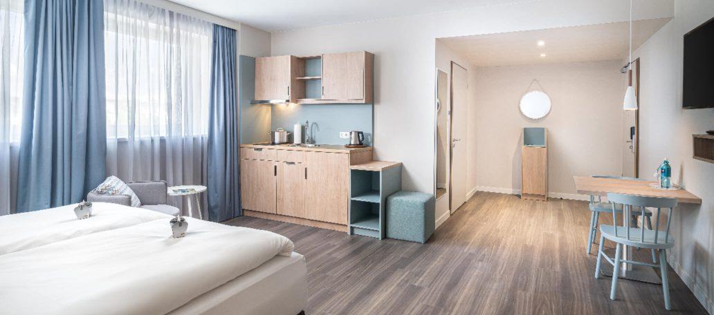 Schlafen Sie in unserem Apartment in Oberhausen.