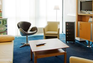 With the family in Stuttgart? Our family room in Arthotel ANA Stuttgart is the perfect place to stay.