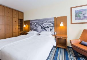 Our double rooms in Arthotel ANA the Olympiapark | Munich