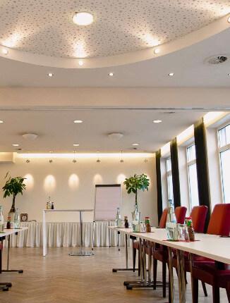 Der Tagungsraum im Arhotel ANA Petite