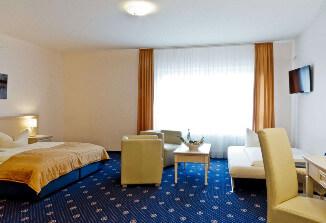 Zimmer im Arthotel ANA Petite.