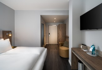 Overnight stay in our Arthotel ANA Soul Oberhausen.