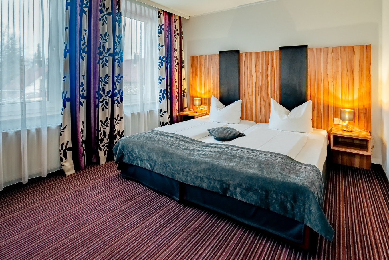 Das Arhtoel ANA Style unser Hotel Augsburg.