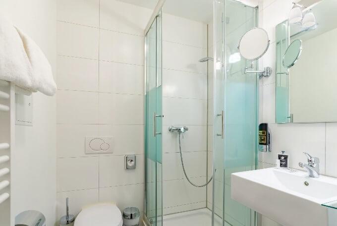 Arthotel ANA Style Augsburg - Badezimmer