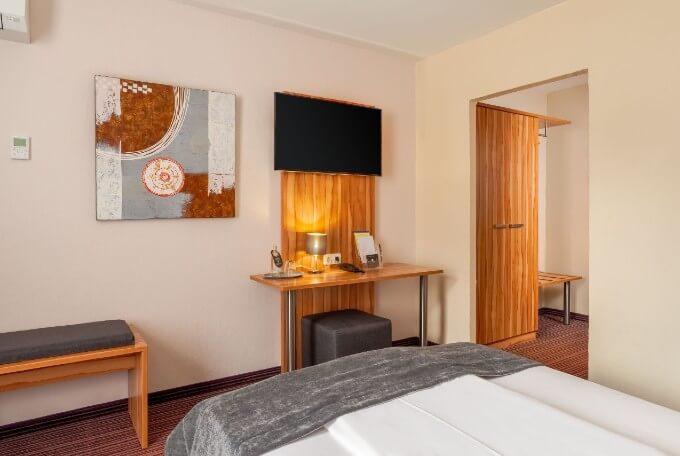 Arthotel ANA Style Augsburg - Superior single room