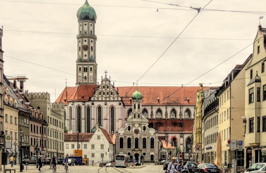 unser Boutique Hotel Augsburg befindet sich in der Nähe der Innenstadt.