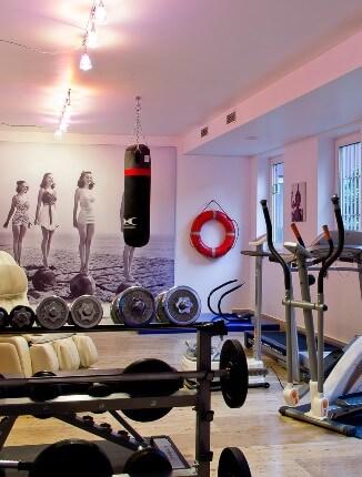 Arthotel ANA Style Augsburg - Fitnesscenter