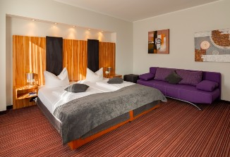 Arthotel ANA Style Augsburg - Superior Doppelzimmer