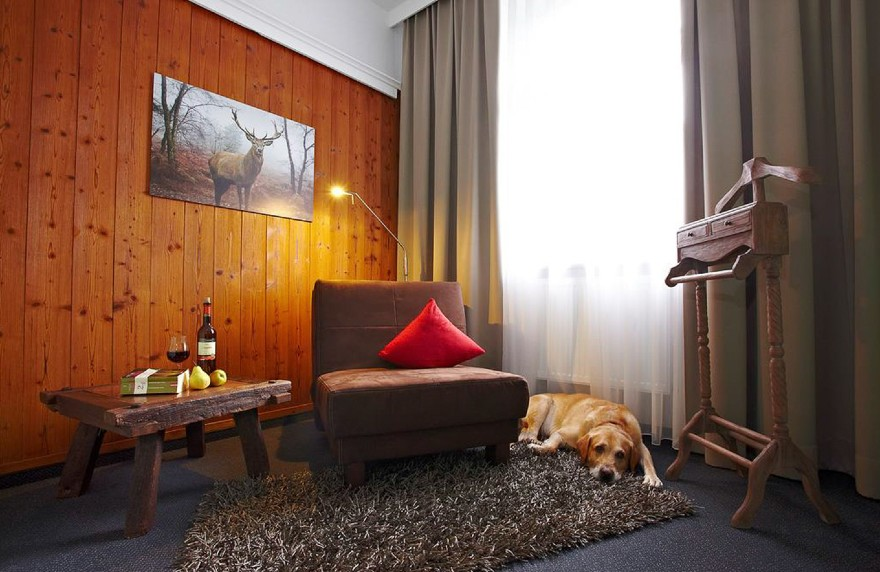 Explore the variety of our rooms in our hotel in Darmstadt.