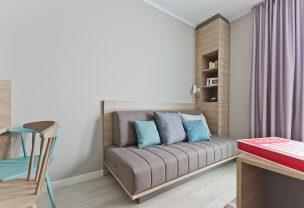Our rooms in Arthotel ANA Living Stuttgart.